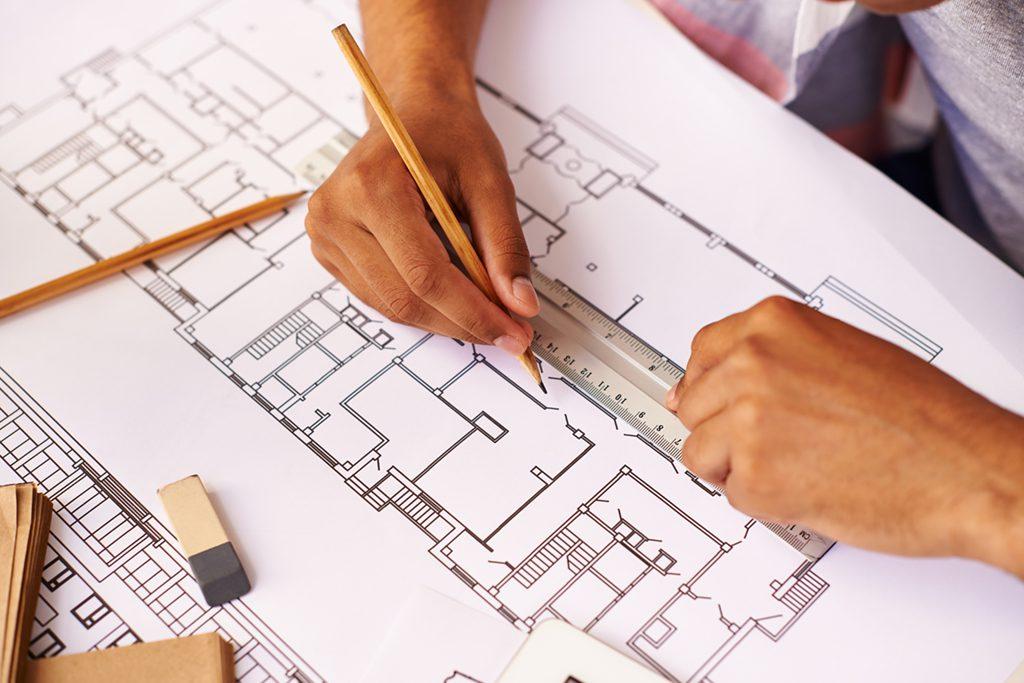 ristrutturazione di casa progetto